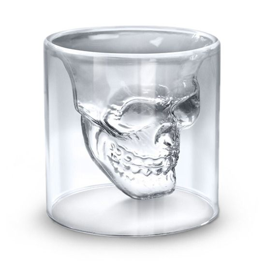 /Doomed - Skull Shot glass-NONE(キッチン/kitchen)   RESTIR リステア