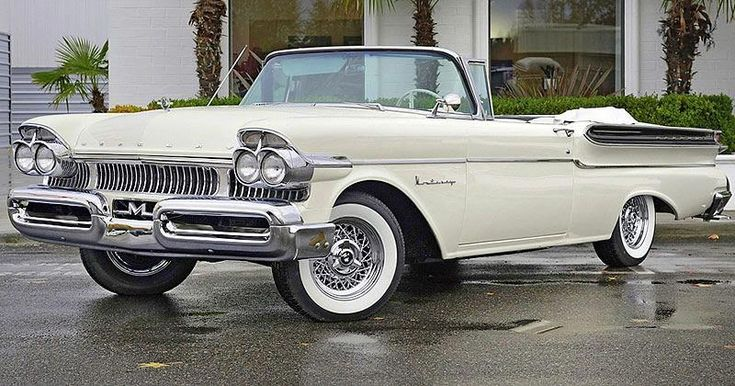 1957 Mercury Monterey Convertible – Classic Car News and Pro Tips
