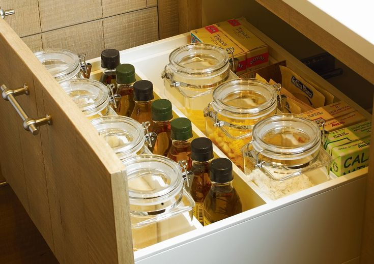 Trucos para organizar la cocina hogar ideas pr cticas for Practicas de cocina