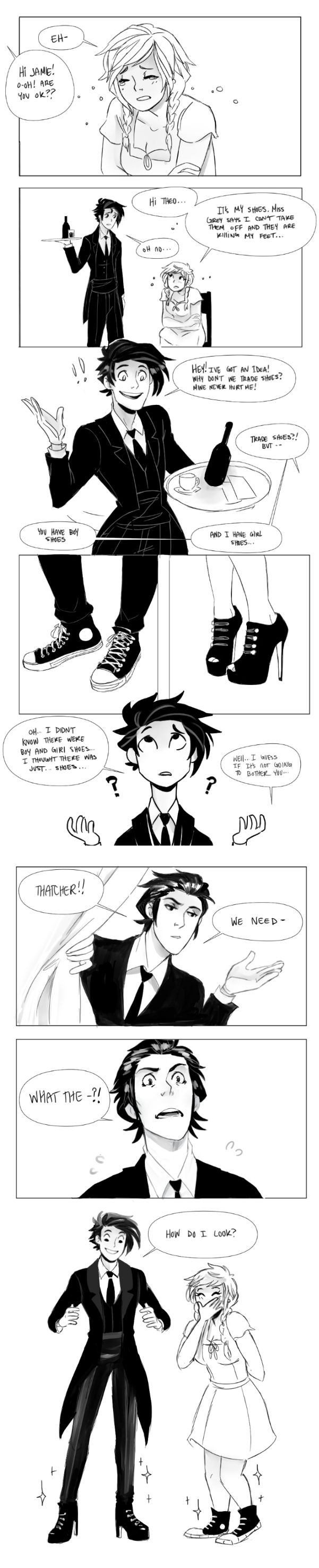 Shoes by PrinceCanary.deviantart.com on @DeviantArt