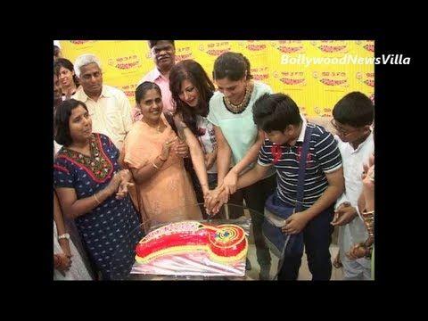 Richa Chadda, Hard Kaur celebrates RADIO MIRCHI 98.3 FM ANNIVERSARY.