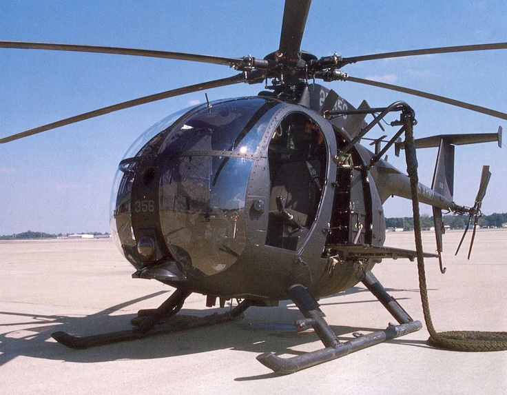 U s army md helicopters ah 6j little bird mh 6 little bird pinterest helicopters pain - Runryder rc heli ...