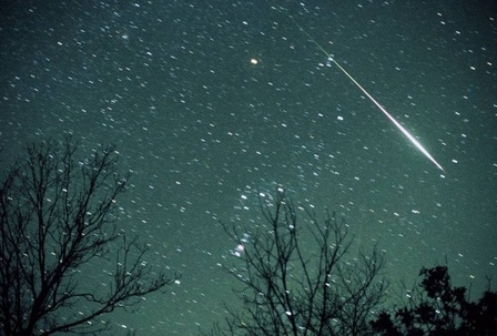 Annual Meteor Showers