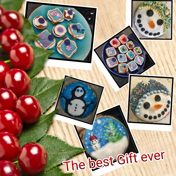 The best Gift ever Please let us know what is your best gift ever.