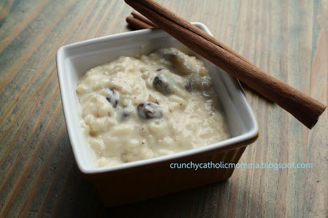 As good as Rice to Riches Rice Pudding Recipe | Farmish Momma