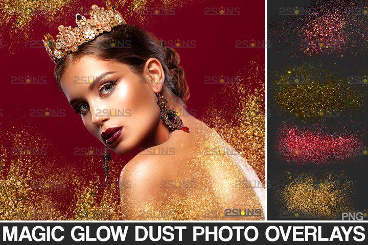 Blowing Glitter Overlay Photoshop Overlay 895349 Actions Design Bundles Photoshop Overlays Photoshop Glitter Overlays