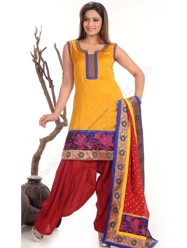 Индийская одежда.