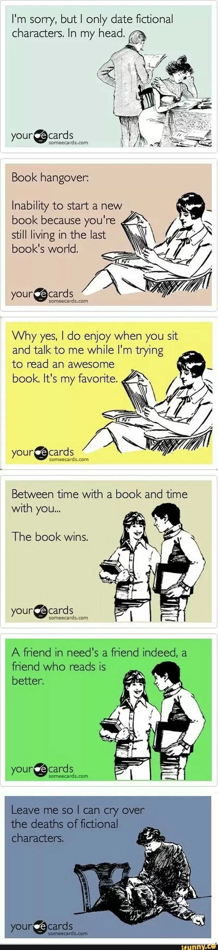 All book lovers will understand