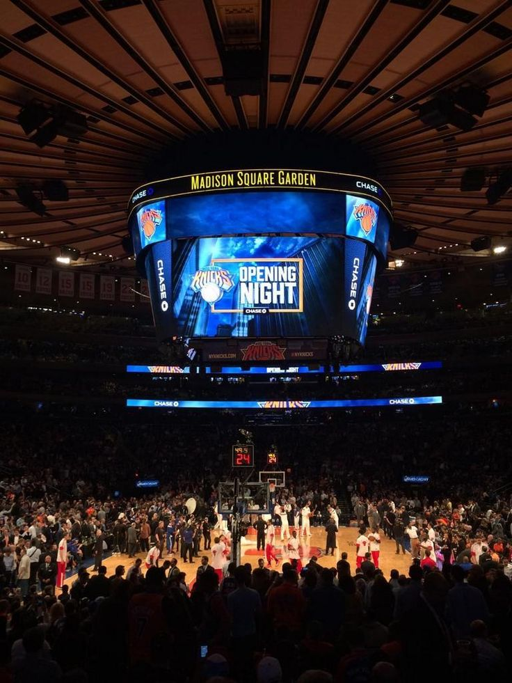 Detroit Pistons Stadium View