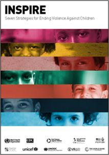 """Asociación GSIA Hablando de Infancia y Adolescencia: Siete estrategias para acabar con la violencia contra los niños: """"Inspire"""" OMS."""