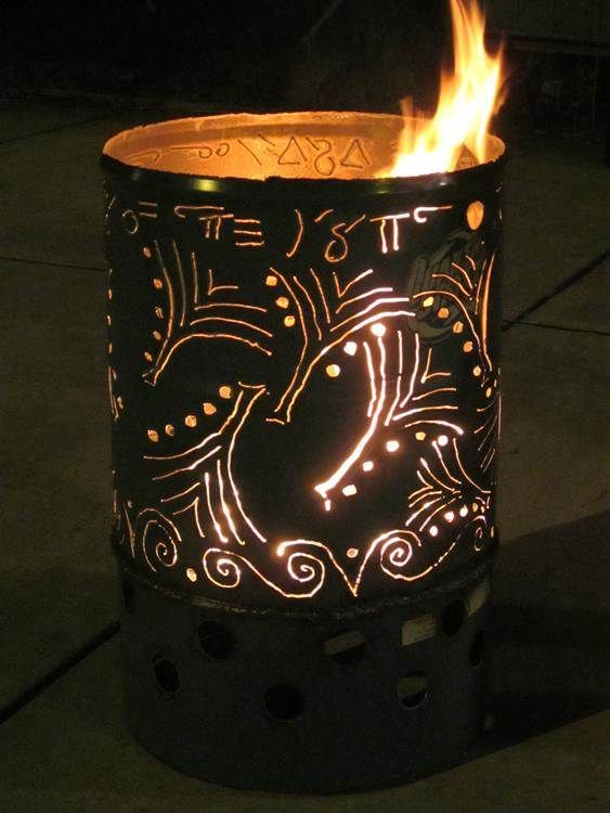 Image result for burn barrels