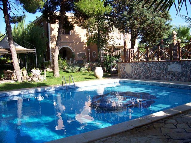 Sicilie – Sfeervolle Bed & Breakfast in een villa met zwembad nabij Etna