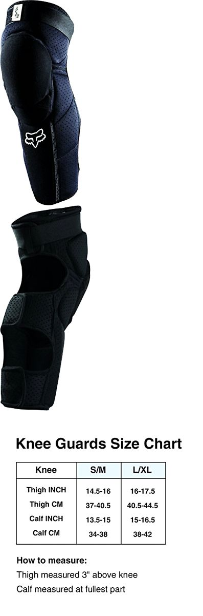 Protective Pads and Armor 42326: Fox Racing Launch Pro Mtb Knee Shin Guard, Black, Large X-Large -> BUY IT NOW ONLY: $82.99 on eBay!