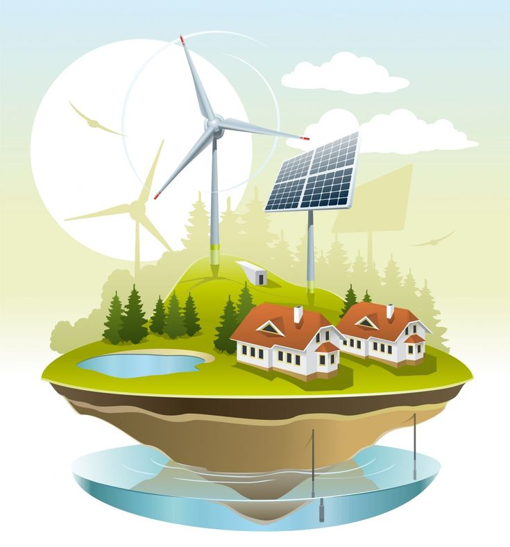 The Different Types of Sustainable Energy #SustainableEnergy #CleanEnergyBusiness https://optin.businessforpurpose.com