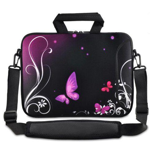 ToLuLu Purple butterfly 9.7`` 10`` 10.2`` inch Laptop Netbook Tablet Shoulder Case Carrying Sleeve bag For  No description (Barcode EAN = 0639767508667). http://www.comparestoreprices.co.uk/december-2016-4/tolulu-purple-butterfly-9-7-10-10-2-inch-laptop-netbook-tablet-shoulder-case-carrying-sleeve-bag-for-.asp