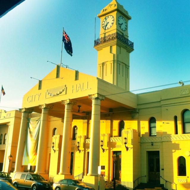 Richmond city council, Melbourne