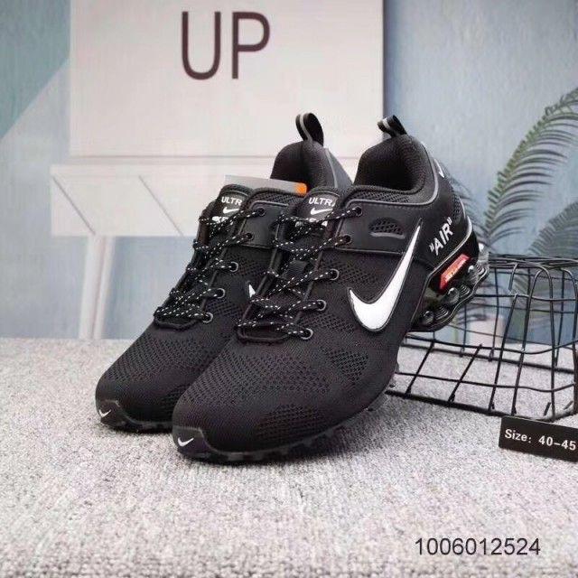 Hot Selling Nike Air Shox Ultra 2019 Black White Shox Nz ...