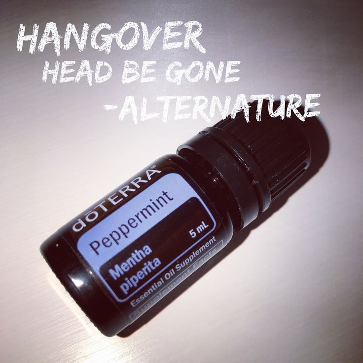 Ohhh my word this is amazing.  So last night I had a rare night off and had one too many cocktails.  I woke up with a banging hangover headache.  Rubbed a drop of this oil on my forehead and no more pain.  This is only a short term thing though so have applied it once every half an hour for the best instant relief I have EVER experienced... and I've experienced a lot of hangover heads in the past.  #liquidgold #doterra #peppermint #essentialoil