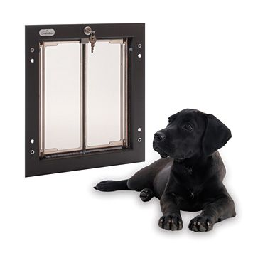 Just found this Energy Efficient Dog Doors - Dog Doors -- Orvis on Orvis.com!