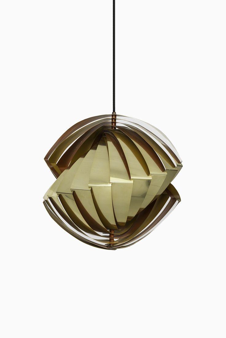 Louis Weisdorf ceiling lamp model Konkylie at Studio Schalling - Troels ønsker sig til kontoret.