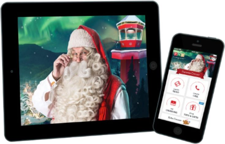 Create a free or Premium video message using one of our magic-dusted videos featuring Santa and his elves all the way from the North Pole!