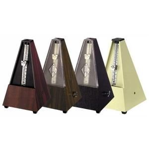 Wittner Metronome Pyramid shape with plexiglass Lid