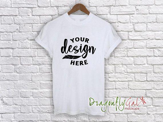 Download Free Blank White Unisex Tee Mockup T Shirt Flatlaid Tee Psd Free Psd Mockups Mockup Free Psd Shirt Mockup Free Psd Mockups Templates