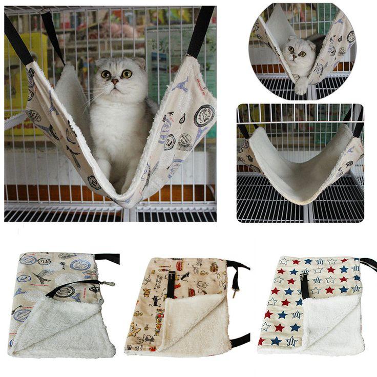 Alibaba グループ | AliExpress.comの 猫ベッド&マット からの 新しいホット6パターンかわいいペットポリエステルラットうさぎチンチラ/猫ケージハンモック小さなペット犬子犬ベッドカバー袋毛布#86721 中の 新しいホット6パターンかわいいペットポリエステルラットうさぎチンチラ/猫ケージハンモック小さなペット犬子犬ベッドカバー袋毛布#86721