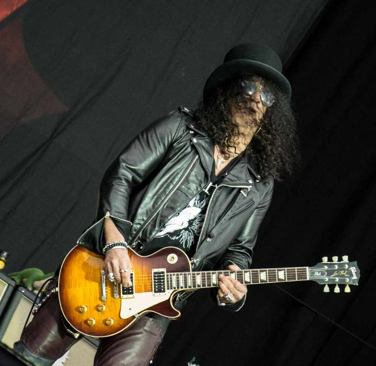 Slash on the Main Stage, Sunday | Download Festival 2015 | Photos | Planet Rock