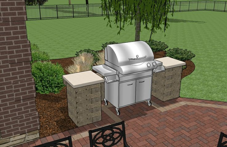 17 Best Images About Grill Station And Fire Pit Ideas On
