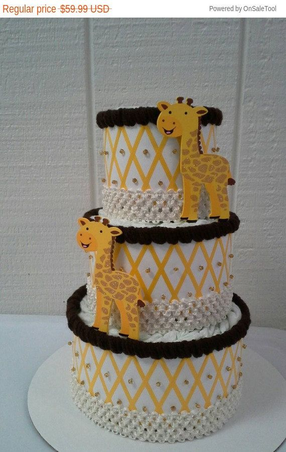 Check out this item in my Etsy shop https://www.etsy.com/listing/400081513/elegant-giraffe-themed-baby-shower-decor