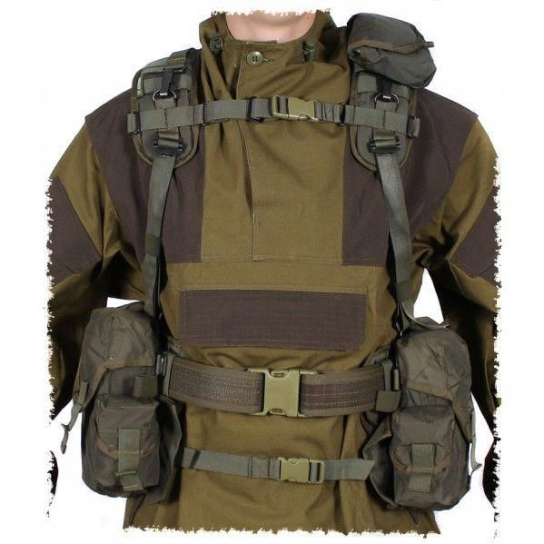 RUSSIAN ARMY SMERSH AK Vest Original SPOSN SSO