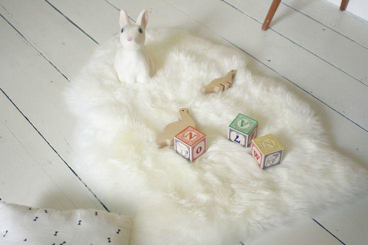 Peau de mouton IKEA