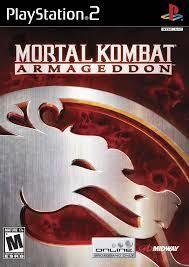 Mortal Kombat Armageddon - PS2 Game