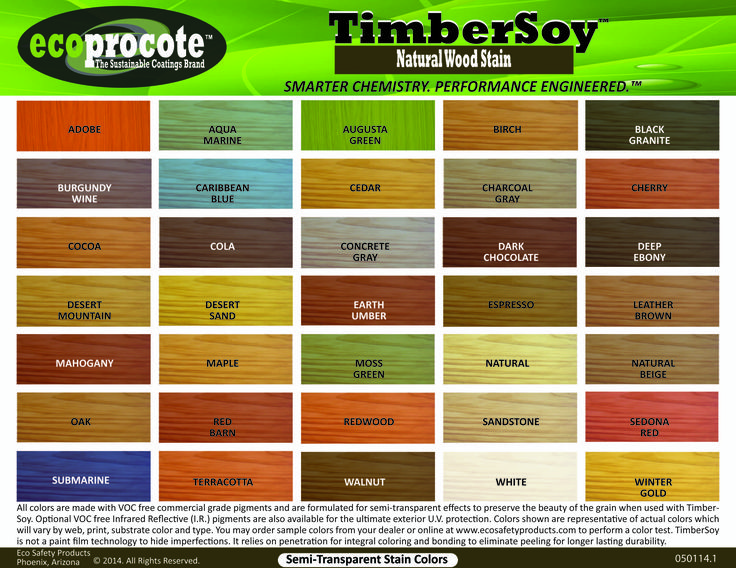 TimberSoy Natural Wood Stain Color Chart  Virtually unlimited wood stain  colors including our no fade. Best 25  Wood stain color chart ideas on Pinterest   Stain colors