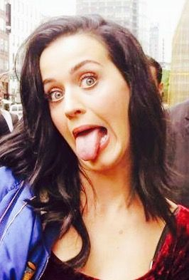 Katy perry cum on tongue — photo 5