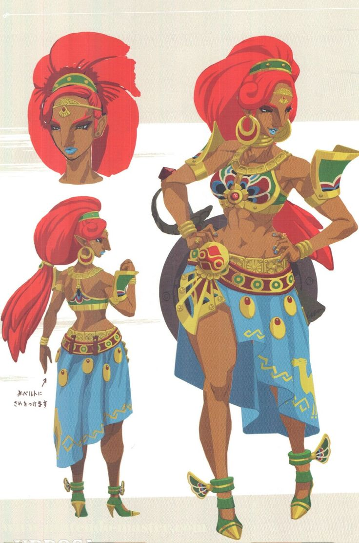 "New concept art from The Legend of Zelda: Breath of the Wild has emerged from the game's guide. Characters, enemies, and more are shown. Just to be on the safe side, we've posted the gallery after the break. "" order_by=""sortorder"" order_direction=""ASC"" returns=""included"" maximum_entity_count=""500″] Source"