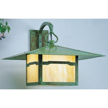 View the Arroyo Craftsman MB-20 Asian Themed Down Lighting Wall Sconce from the Monterey Collection at LightingDirect.com.