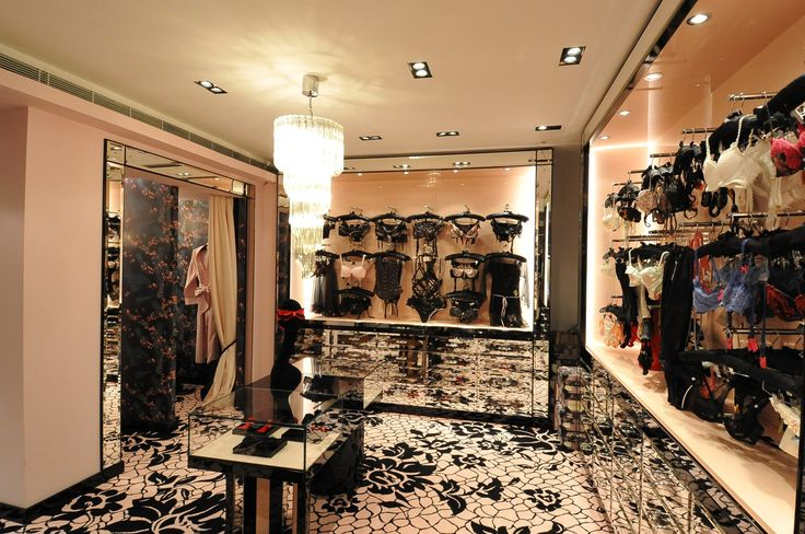 Fashion News: Agent Provocateur moves to ABC Dbayeh