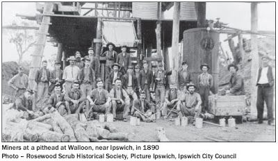 Division 10 News - Cr. David Pahlke: Proud legacy of Queensland's coal mining heyday