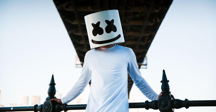 Marshmello DJ Mask