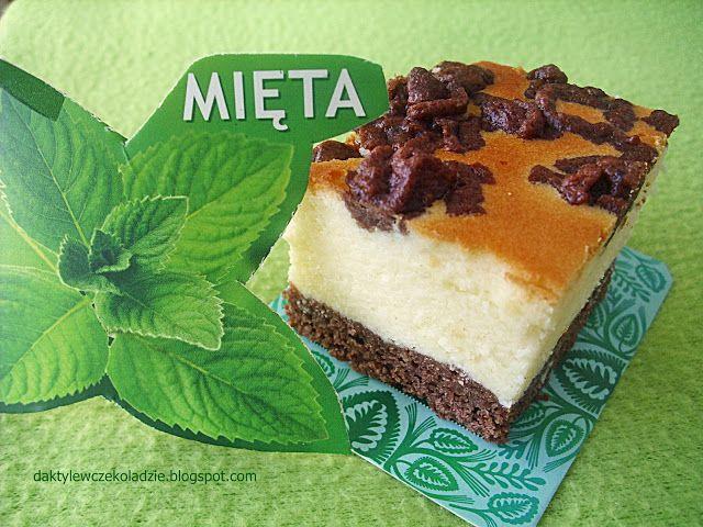 fechas en el chocolate: Pasteles de queso