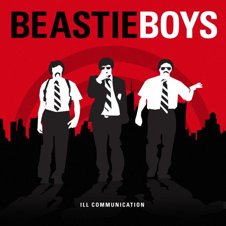 Ill Communication - Beatie Boys