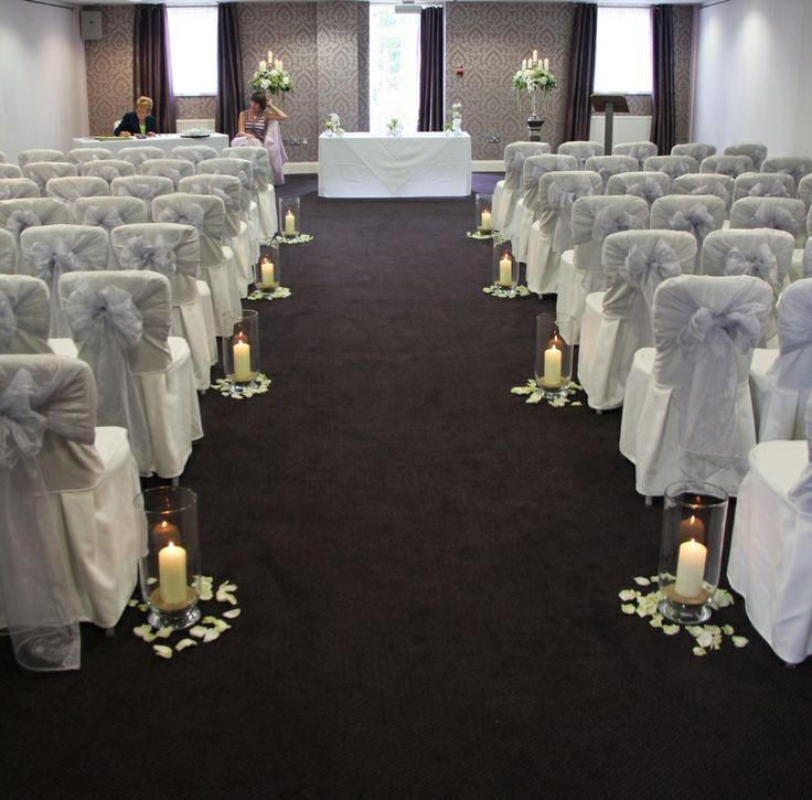 boroque wedding walk way latterns | Baroque style silver candelabras on silver stands dripping in Orchids ...