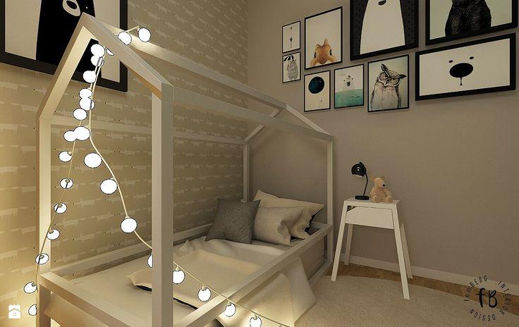 Pokój Huberta - zdjęcie od Femberg Architektura Wnętrz - Pokój dziecka - Styl Minimalistyczny - Femberg Architektura Wnętrz