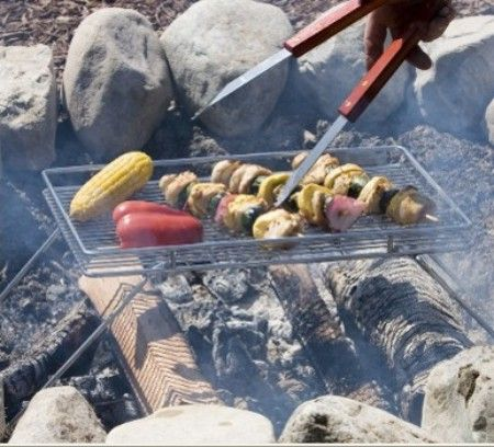 Campfire Grill, gotta get me one of these!!