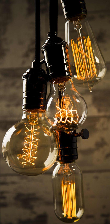 Vintage Decorative Light Bulb