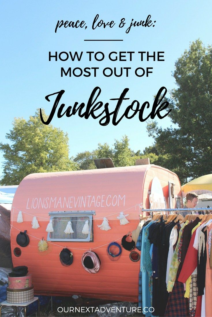 Junkstock, Omaha's biggest junk, vintage, and antique festival has moved to Sycamore Farms! | ournextadventure.co