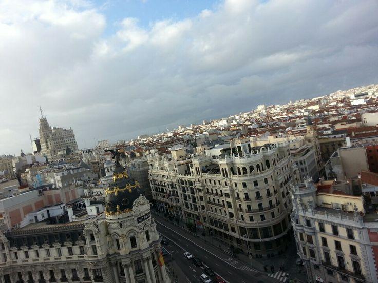Madrid - Hardcore Spain.