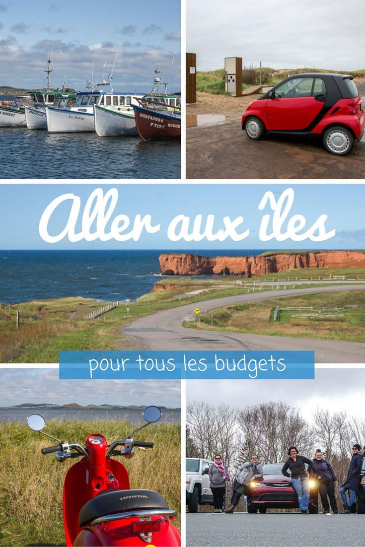 Comment se rendre aux îles de la Madeleine, pour tous les budgets! En avion, en…